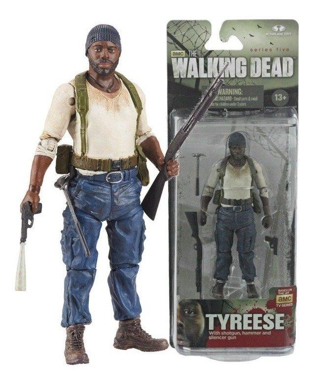 The Walking Dead - Tyreese - Série 5 - Mc Farlane Toys