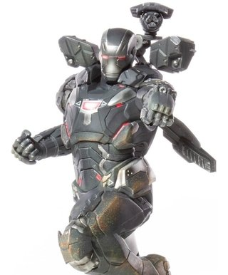War Machine 1/10 Bds - Avengers: Infinity War - Iron Studios