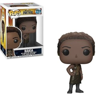 Nakia - Black Panther - Funko Pop Bobble Head Nº 277