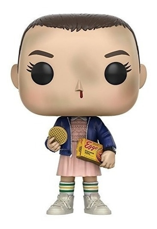 Funko Pop Tv: Stranger Things - Eleven With Eggos #421