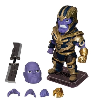 Thanos Marvel Avengers Endgame Egg Attack Beast Kingdom  (não lacrado)