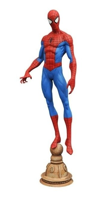 Spider-man - Marvel Gallery Statue - Diamond Select