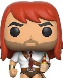 Pop Tv: Son Of Zorn - Zorn W/ Hot Sauce - Funko Pop #400