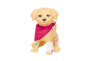 Barbie - Cachorrinha Taff Pet Veterinário 1250 - Pupee