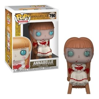 Annabelle In Chair - Funko Pop Movies #790 Com Inmetro