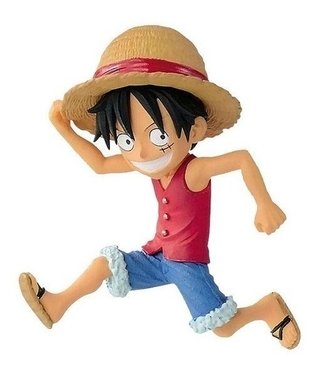 One Piece Wcf History 20th Monkey D. Luffy 01 Banpresto