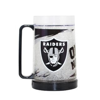 Caneca Termica Oakland Raiders - 490ml - Nfl