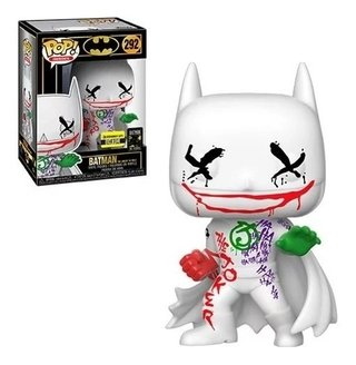 Batman The Joker Is Wild Funko Pop #292 Batman 80 Anos Exclu