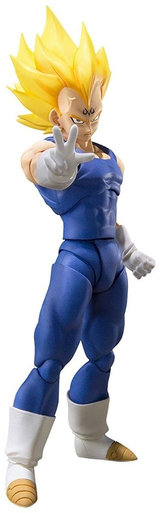 Majin Vegeta Dragon Ball Z - S.h. Figuarts - Bandai