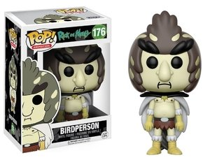 Birdperson - Rick And Morty - Funko Pop Animation Nº 176
