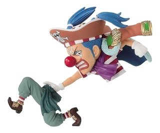 One Piece Wcf History 20th Buggy 04 Banpresto