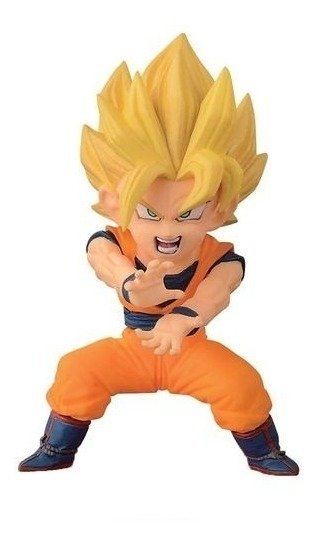 Dragon Ball Goku 10 Styles #10 Wcf Banpresto
