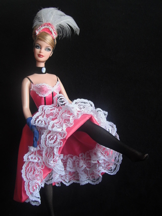 Boneca Barbie Collector France 2009 Dolls Of The World NFRB