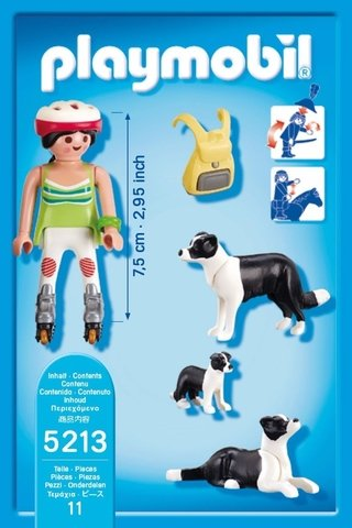Playmobil City Life Border Collie 5213 Sunny