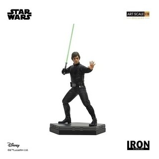 Luke Skywalker Deluxe Art Scale 1/10 Star Wars Iron Studios