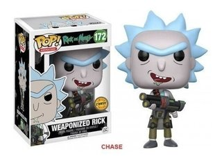 Rick - Rick And Morty - Limited Edition Chase Pop Funko 172