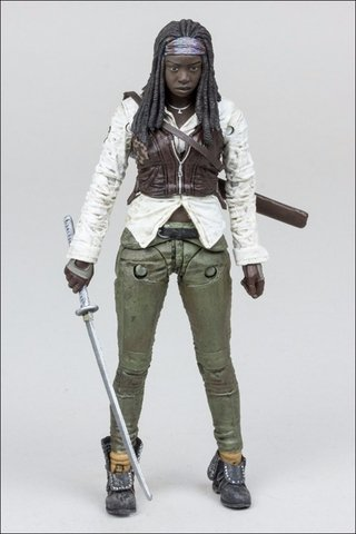 Walking Dead - Michonne - Series 7 - Act Figure - Mcfarlane