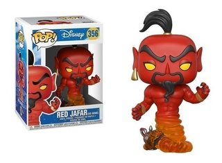 Red Jafar ( Gênio)  - Aladdin - Pop Funko 356