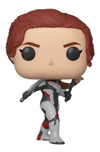 Black Widow #454 Viuva Negra - Vingadores Ultimato Funko Pop