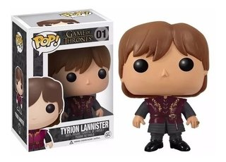 Funko Pop Game Of Thrones: Tyrion Lannister 01