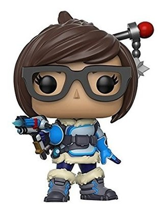 Mei  - Overwatch - Funko Pop Games #180
