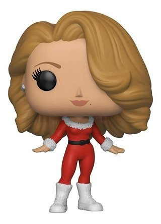Funko Pop Rocks Mariah Carey Merry Christimas 85