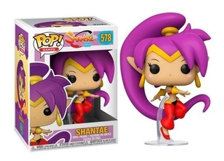 Boneco Funko Pop Games Shantae Genie Hero 578