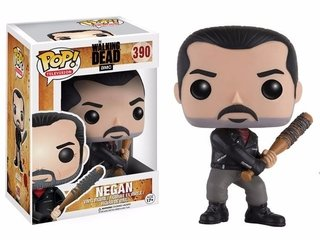 Funko Pop Tv: The Walking Dead - Negan #390