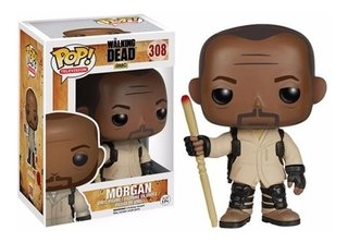 Funko Pop Tv: The Walking Dead - Morgan #308
