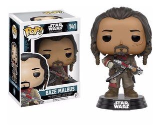Star Wars Rogue One Baze Malbus - Pop Vinyl - Funko