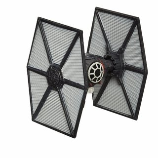 Veículo Star Wars Black Serie Die Cast Tie Fighter N4