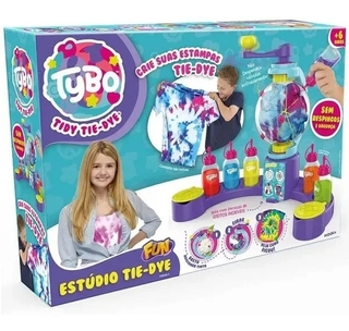 Estudio Tie-dye Kit Tybo Fun F00491