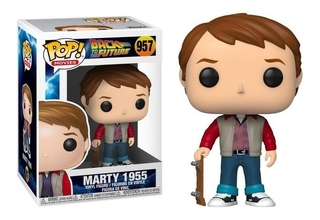 Boneco Funko Pop Back To The Future Marty 1955 957