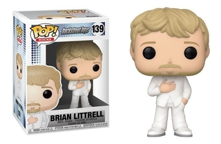 Boneco Brian Littrell 139 Backstreet Boys - Pop Funko Rocks
