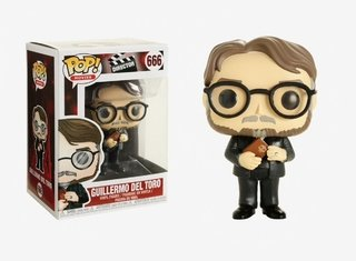 Funko Pop Movies: Director - Guillermo Del Toro #666