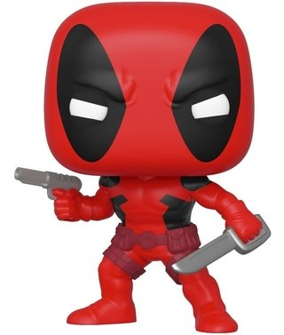 Deadpool #546 - Marvel 80 Years Funko Pop Com Inmetro