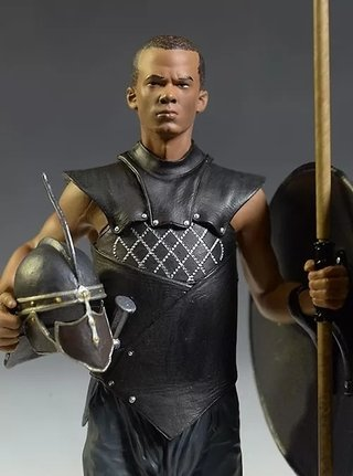 Game Of Thrones - Grey Worm - Dark Horse Deluxe