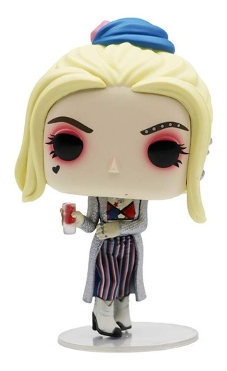 Funko Pop Aves De Rapina Harley Quinn Black Mask Club 303