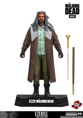 Ezequiel - The Walking Dead - Color Tops Series Mcfarlane