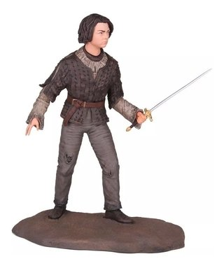 Game Of Thrones - Arya Stark - Dark Horse Deluxe