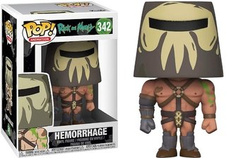Hemorrhage #342 - Rick And Morty - Funko Pop
