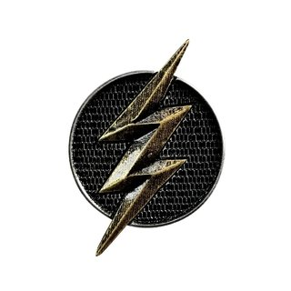 Flash Pin Botton De Metal Steel Legends Omelete Box