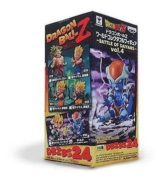 Dragon Ball Chilled 24 Wcf Banpresto