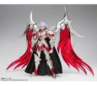 Santia Sho War God Ares Cloth Myth Ex Saint Seiya Bandai