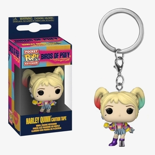 Chaveiro Funko Pop Keychain Birds Of Prey Harley Quinn 3807