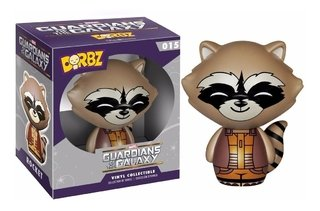 Rocket Raccoon 015 - Guardiões Da Galaxia - Dorbz  Funko