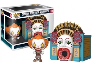 Boneco Funko Pop It Demonic Pennywise & Funhouse 10