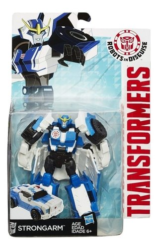 Transformers Robots In Disguise Strongarm B0910 / B0070
