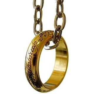 The One Ring - O Senhor Dos Anéis - The Noble Collection
