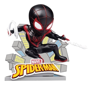 Mini Egg Attack Spider-man Miles Morales Beast Kingdom